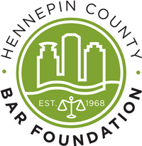 Hennepin County Bar Foundation. Est. 1968