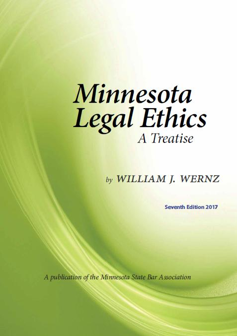 Legal Ethics 7th edition cover