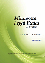 MN Legal Ethics 8th ed.