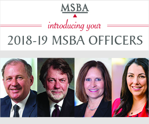 2018-19 MSBA Officers