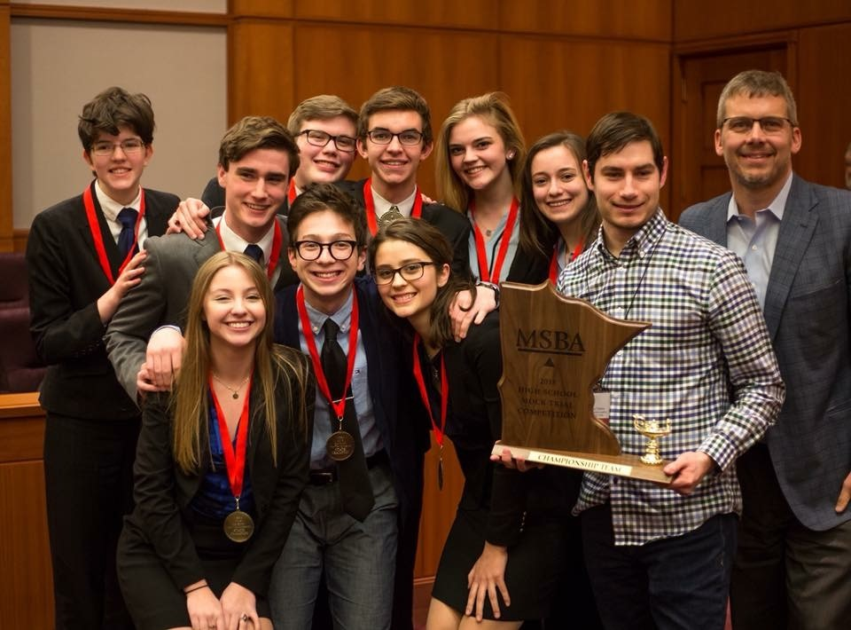 Nova Classical Academy, 2018 State Champion, High School, Mock Trial