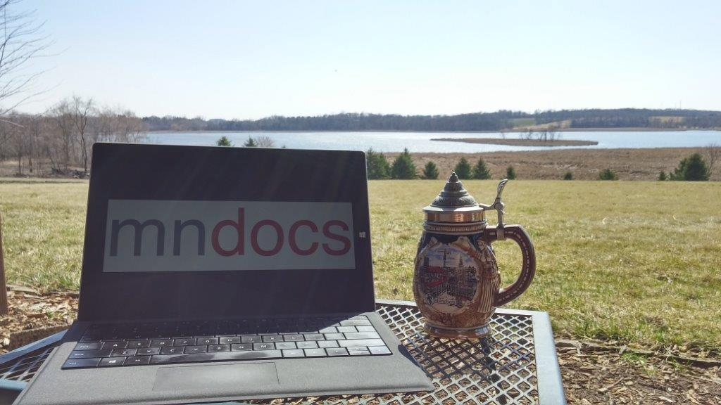 mndocs, where you want, when you want